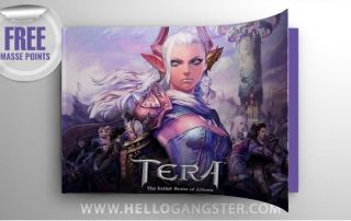 Free TERA En Masse Points