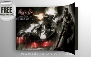 Free Batman Arkham Knight Premium Edition