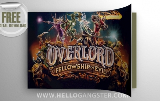Free Overlord Fellowship of Evil