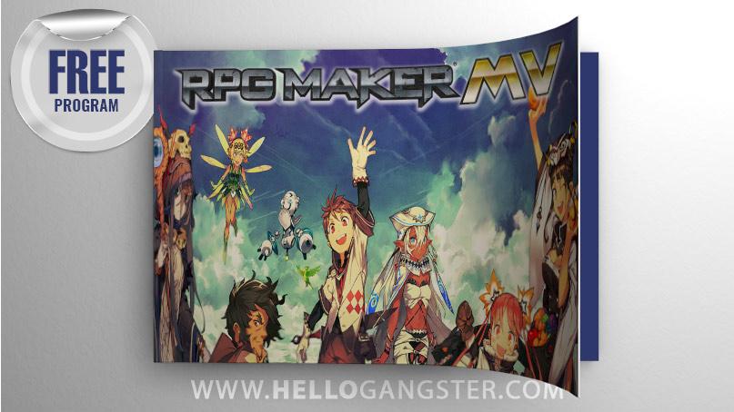 RPG Maker MV - HelloGangster