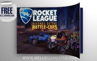 Free Rocket League Revenge of the Battle Cars