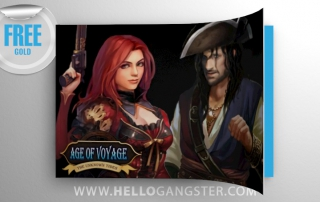 Free Age of Voyage Gold