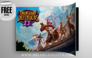 Free Dungeon Defenders II Gems