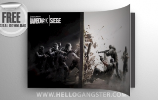 Free Tom Clancy's Rainbow Six Siege
