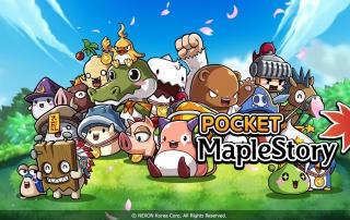 Free Pocket MapleStory