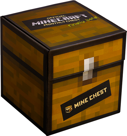 Minecraft Free Mine Chest Subscription