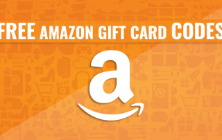 amazon gift card codes for free