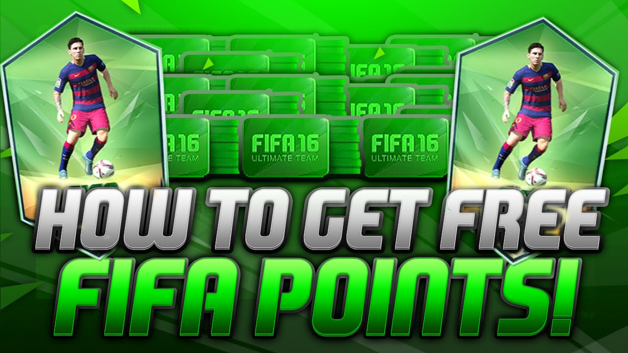 Fifa 17 How To Get 12 000 Fifa Points For Free Hellogangster