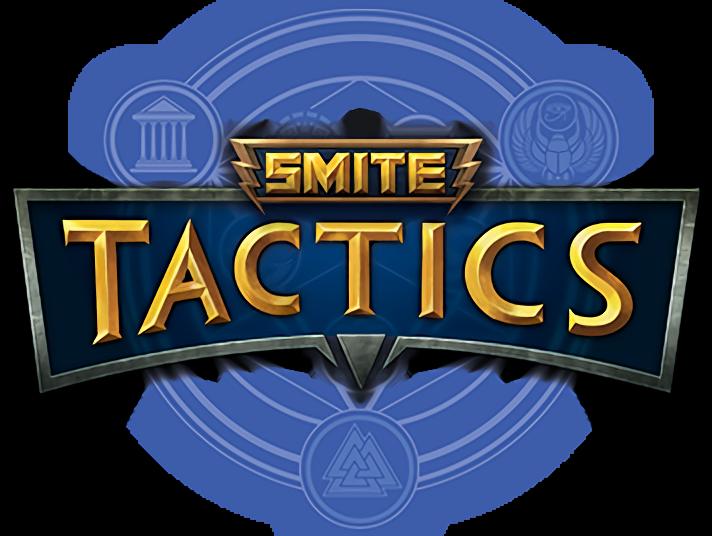 Smite Tactics Logo